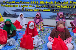 Menyambut 10 Muharram Tahun 1442 Hijriyah