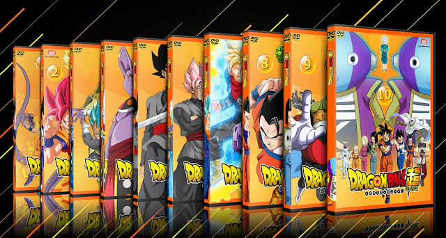 Dragon Ball Super Ver. 02 | Vol. FINAL | Cover DVD | MEGA |