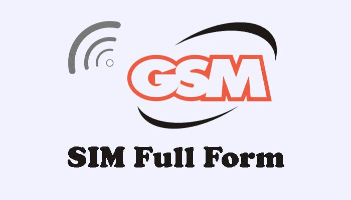 GSM Full Form in Hindi – जी.एस.एम क्या होता है?