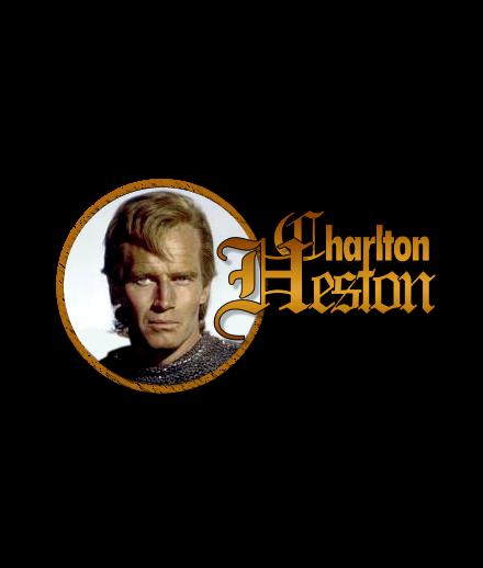 CHARLTON HESTON  ( Bio/Filmo )