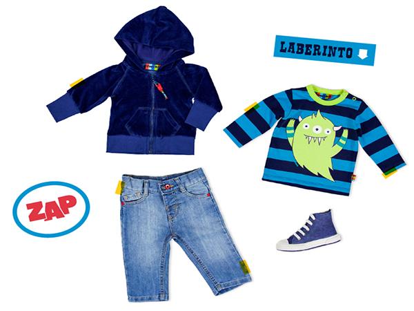 moda en ropa para niños invierno 2017