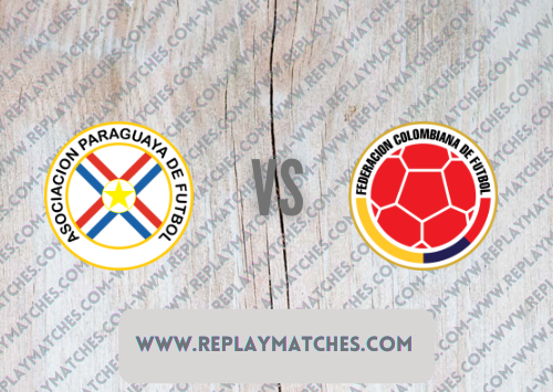 Paraguay vs Colombia -Highlights 06 September 2021