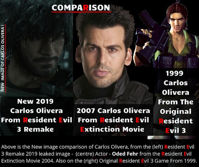 Resident Evil 3 Remake Trailer In 4k 2160p Will Release April 3rd