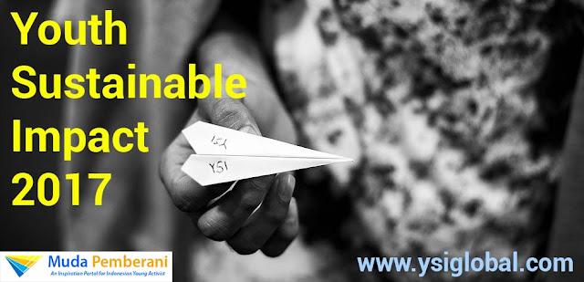 Youth Sustainable Impact 2017