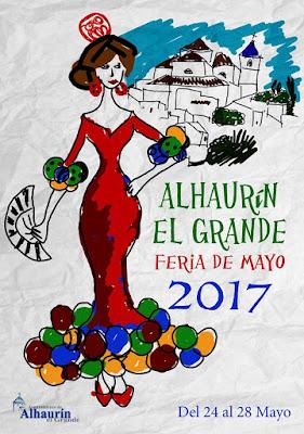 FERIA DE MAYO 2017 - ALHAURÍN EL GRANDE - Ana Valencia González