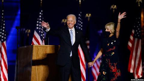 Ini Perjalanan Karir Politik Biden yang Kini Terpilih Jadi Presiden Amerika Serikat
