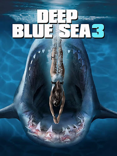 Deep Blue Sea 3 (BRRip 720p Ingles Subtitulada) (2020)