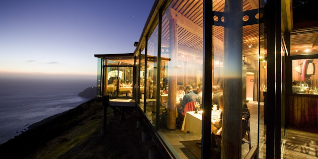 Hotel Post Ranch Inn em Big Sur