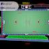 مخطط ملعب تنس مع العشب الاصطناعي اوتوكاد dwg