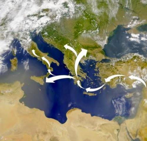 Migrasi Manusia Periode Neolotik