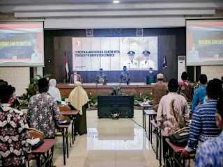 Pemkab Jember Siapkan Pelatihan Pemenang MTQ Tingkat Kabupaten