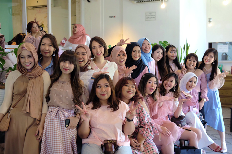 Surabaya Beauty Blogger 3rd Member