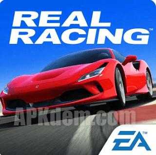 Real Racing 3 MOD APK Versi Terbaru