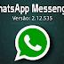 Atualização do whatsapp nos permite escrever em negrito e itálico