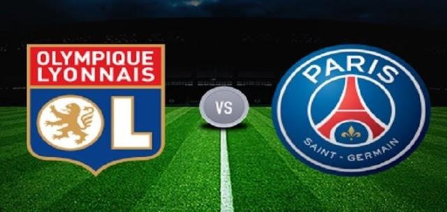 مباراة باريس سان جيرمان وليون بث مباشر الدوري الفرنسي