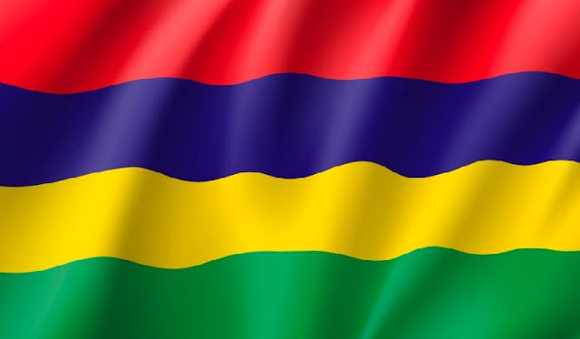What is the official language in Mauritius?