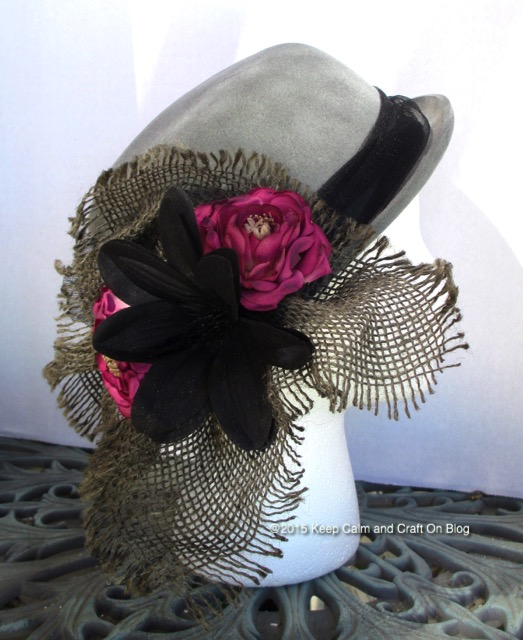 easy crafts ideas keep calm and craft on dollar 1930 style bowler hat 1930