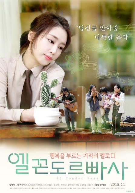 Sinopsis El Condor Pasa / Elggondoreu Bbasa (2016) - Film Korea