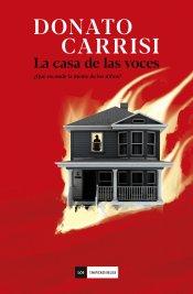 """SORTEO +Lectura Conjunta """"La casa de las voces"""" de Donato Carrisi"""