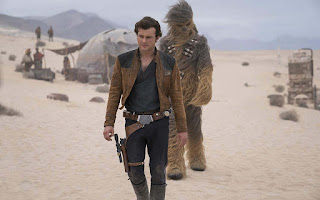 Dunia Sinema Review Solo A Star Wars Story