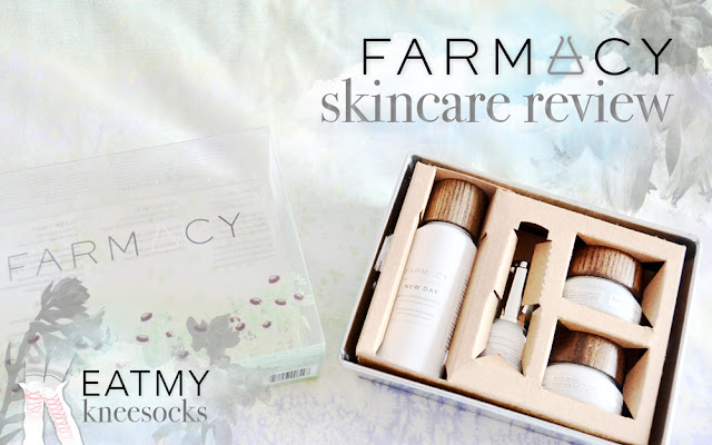 When it comes to beauty and skincare, something that I've never been able to resist is a good, all-inclusive kit. Today, I'll be reviewing the 4-piece Perennial Picks Skincare Discovery Kit from Farmacy, an innovative brand that uses unique farm-grown extracts to deliver effective and simple skincare solutions. - Eat My Knee Socks