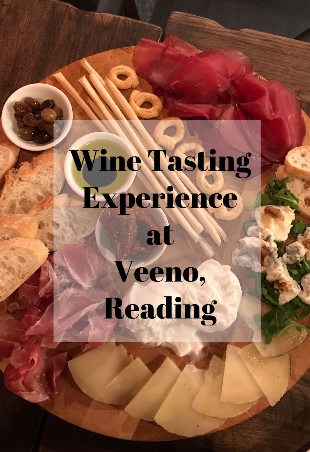Wine Tasting Experience at Veeno, Reading