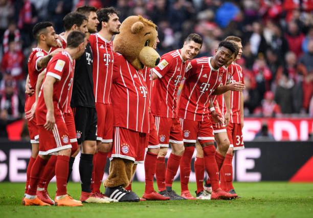 نتيجة مباراة بايرن ميونيخ وهامبورج في الدوري الألماني