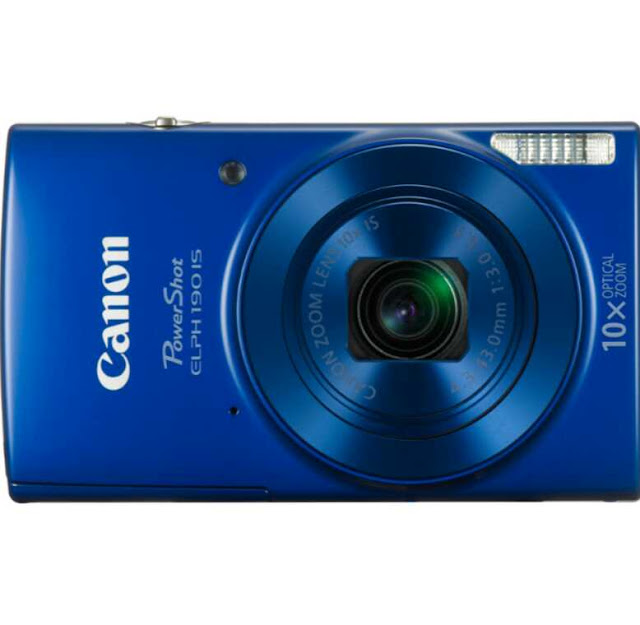 Online Buy Canon PowerShot Digital Camera Blue