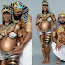 Check out this Egyptian Inspired maternity photoshoot thats got folks talking