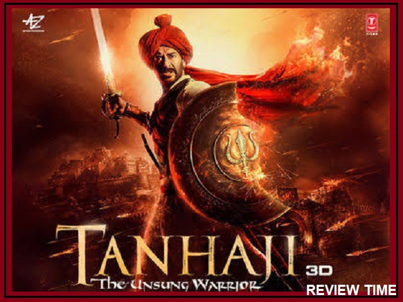 Tanhaji: The Unsung Warrior | Release Date, Cast, Review