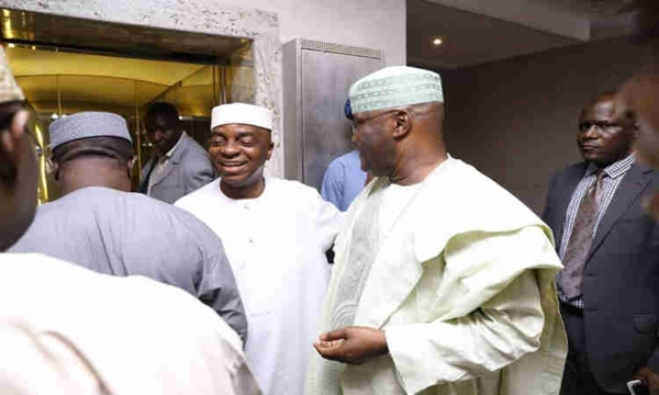 Obasanjo finally endorses Atiku for 2019 presidency