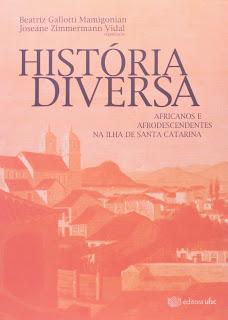 livro Africanos E Afrodescendentes Na Ilha De Santa Catarina