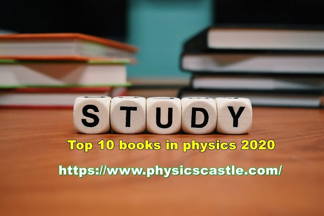Top 10 books in physics pdf