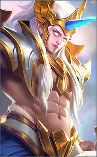 Hylos Grand Warden Heroes Tank of Skins V2