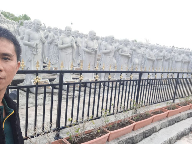Keunikan Wihara Patung Seribu - Tanjung Pinang
