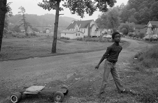 by Sage Sohier - Glen White, West VA - 1982 | 80s America documental community life portrait photos