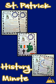 Saint Patrick History Minute