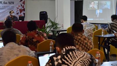 Data Peserta Asesmen Kompetensi GTK Madrasah Difinalisasi Kemenag