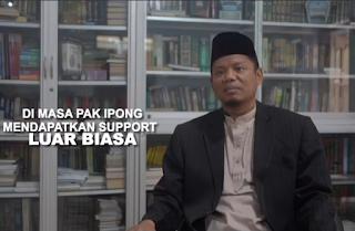 KH Syamsuddin LC : Semua sektor di Ponorogo bangkit di masa Pak Ipong Muchlissoni menjadi Bupati, Harus dilanjutkan