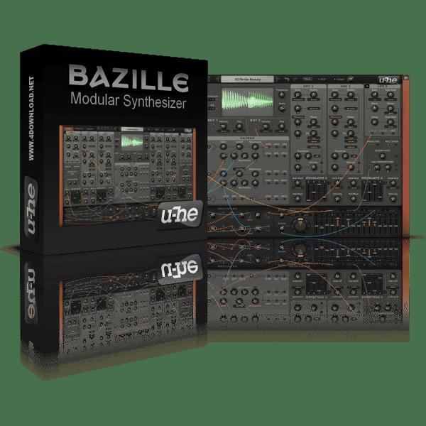 u-he Bazille v1.1.1.10693 Full version