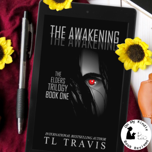 Kindle Bookstagram for 'The Awakening' by TL Travis