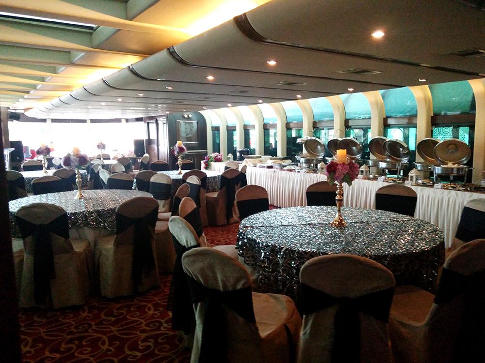 Buffet Ramadhan 2018 Atas Kapal Cruise Tasik Putrajaya