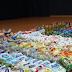Teatro do Projeto Tico-Tico no Fubá arrecada alimentos para entidades