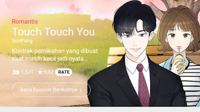 Touch Touch You Novel pdf