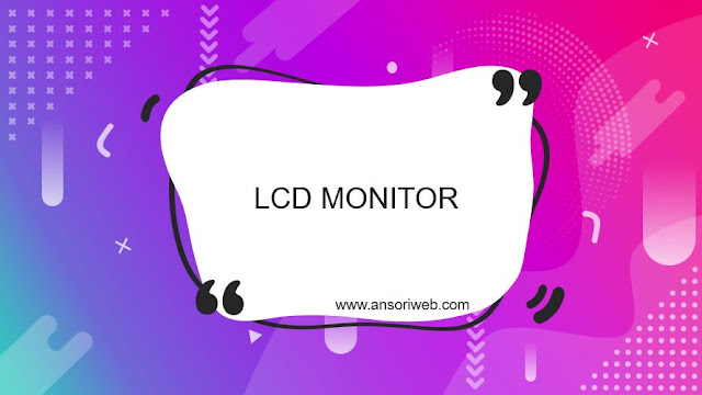 Beware of faulty pixels on your LCD monitor