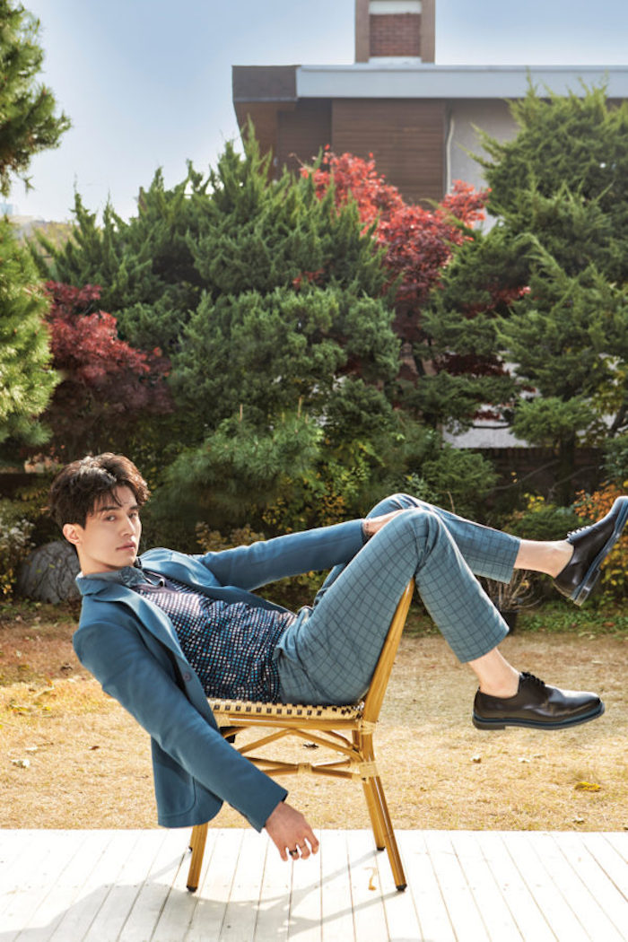Lee Dong Wook GQ, GQ Korea, Great Gift Ideas For The Men In Your Life