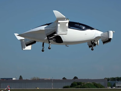 Jet-Powered flying taxis could be a game-changer for your daily commute