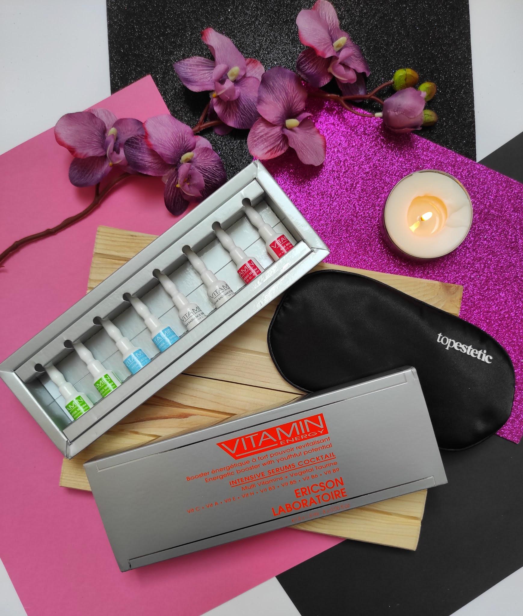 Vitamin Energy Ericson Laboratoire -Topestetic