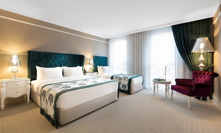Taksim otelleri istanbul otelleri for Luce suites taksim