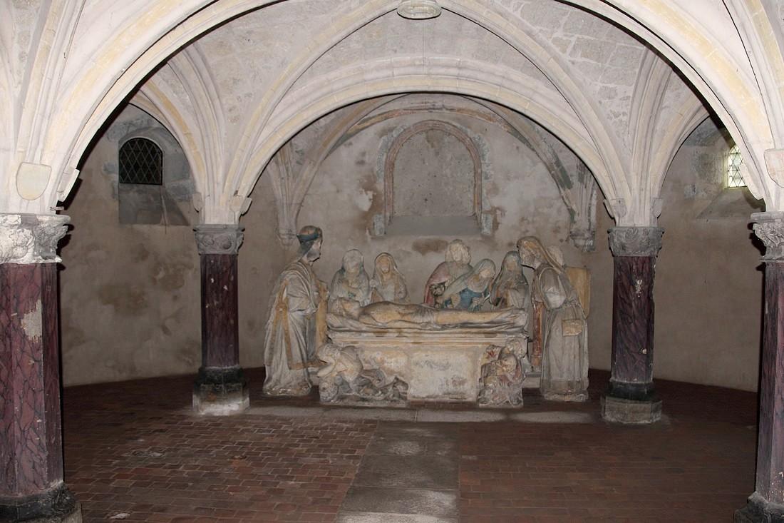 statuaire et mobilier des eglises mise au tombeau chamb ry 73. Black Bedroom Furniture Sets. Home Design Ideas